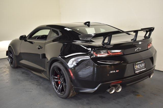 2018 chevrolet camaro zl1 1le extreme performance 650 hp in