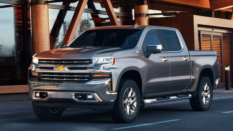 2019 Chevrolet Silverado 1500 in Woodbridge, VA | Lindsay ...